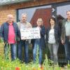 Drei Wallrother Betriebe statten Wabenhonighaus mit Photovoltaikanlage aus